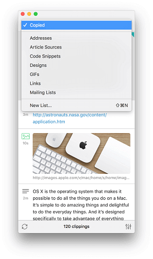 Copied-lists-mac