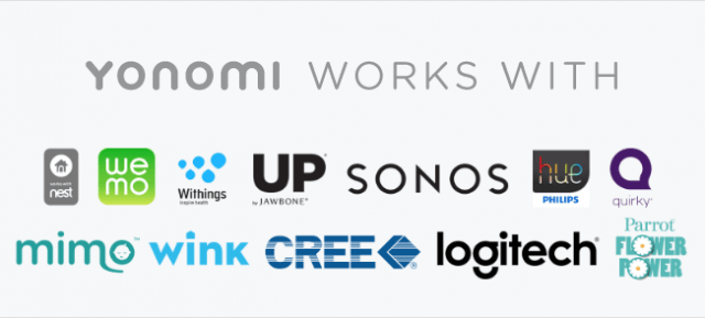 yonomi-supported-devices
